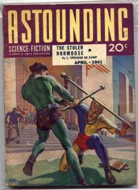 Astounding April, 1941