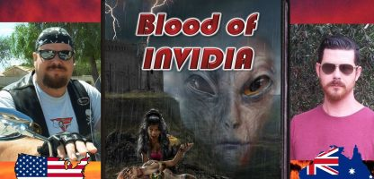 Blood of Invidia With Authors