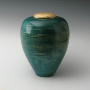 Green Urn by Steve Kubien