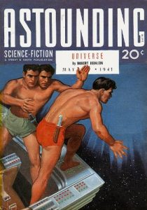 Astounding May, 1941 Cover