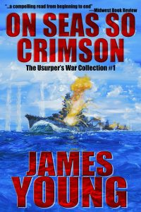 On Seas so Crimson Cover