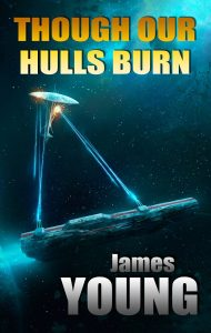 Though Our Hulls Burn Cover
