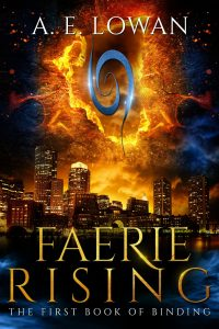Faerie Rising Cover