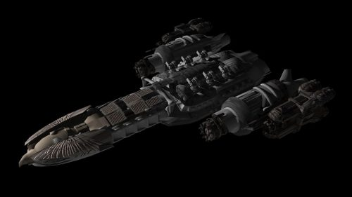 Veronica Heavy Frigate