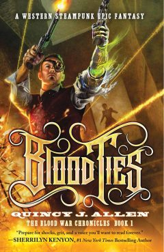 Blood War Cover