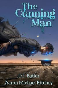 The Cunning Man cover