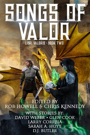 Songs of Valor Cover