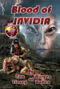 Blood of Invidia Cover