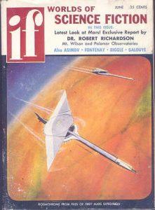 If (June, 1957) Cover