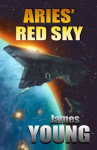 Aries Red Sky Cover