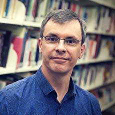Peter Cawdron Portrait