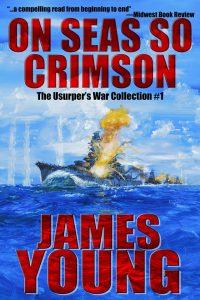 On Seas so Crimson Cover