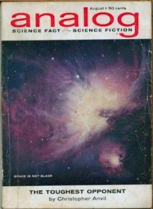 Analog (August, 1962)