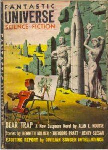 Fantastic Universe (December 1957)