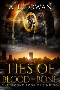 Ties of Blood and Bone Cover