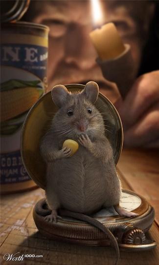 Ladon's Mouse