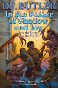 In the Palace of Shadow and Joy cover