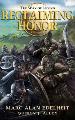 Reclaiming Honor Cover