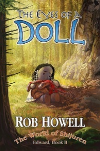 The Eyes of a Doll, art by Patrick McEvoy.